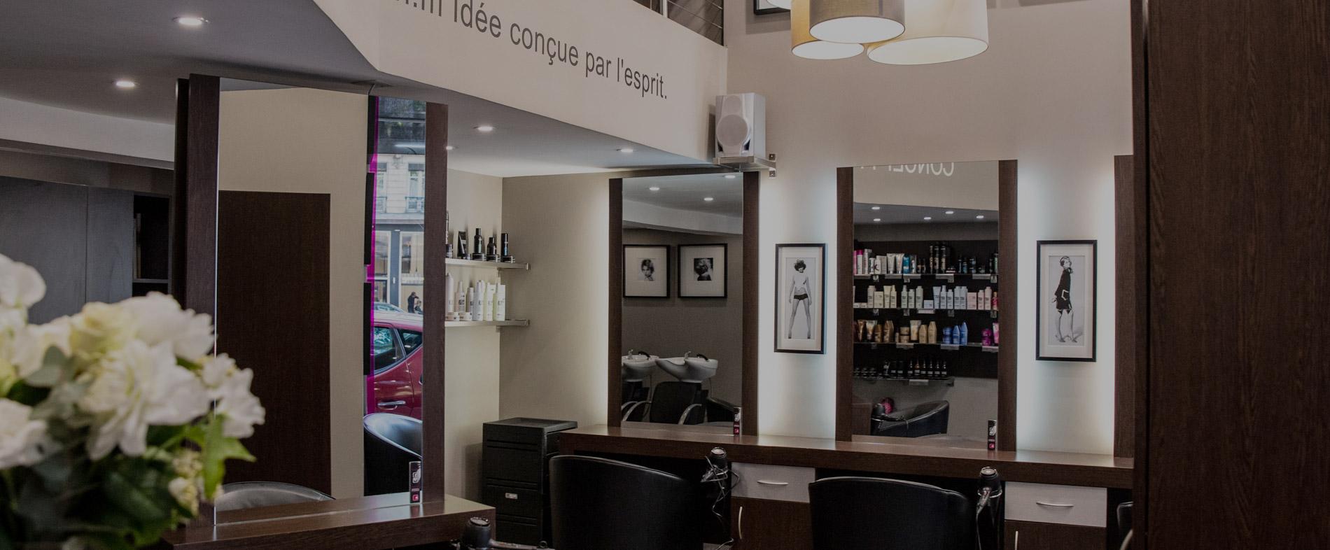 Concept Hairdresser et Addict by Concept – Salon de coiffure à